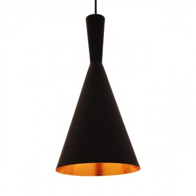 LAMPA INDUSTRIALNA FOGGI 12A BLACK