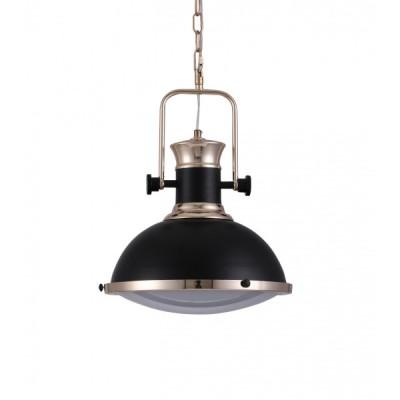 LOFT LAMPA WISZĄCA BATORE W1 BLACK