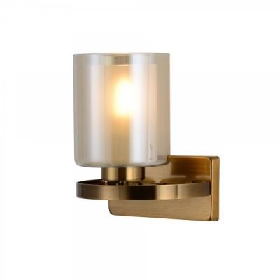 LAMPA ŚCIENNA KINKIET LOFT MOSIĘŻNY SANTINI W1