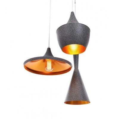 POTRÓJNA LAMPA WISZĄCA LOFT GRANIT FOGGI W3