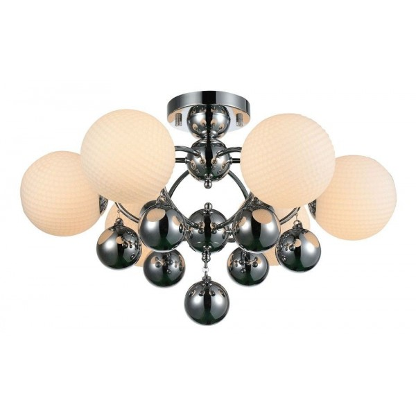 NOWOCZESNA LAMPA SUFITOWA PLAFON 080160-6