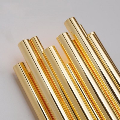 Lampa ścienna TUBO GOLD 50cm