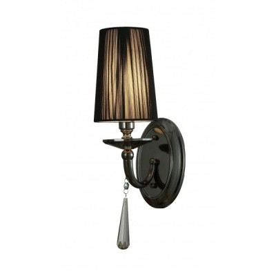 LAMPA FABIONE W1 BLACK