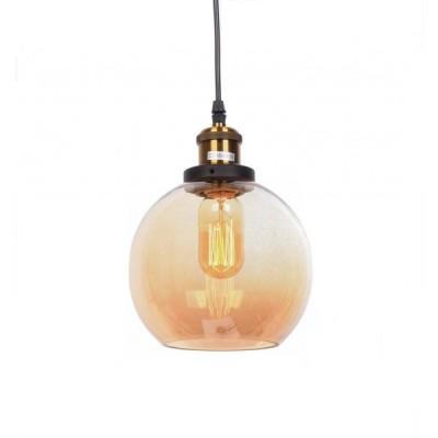 LOFT LAMPA WISZĄCA NAVARRO AMBER