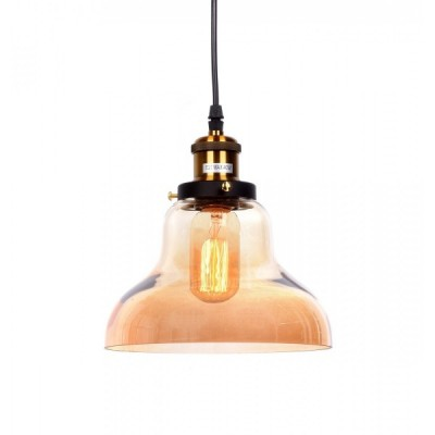 LOFT LAMPA WISZĄCA ZUBI AMBER