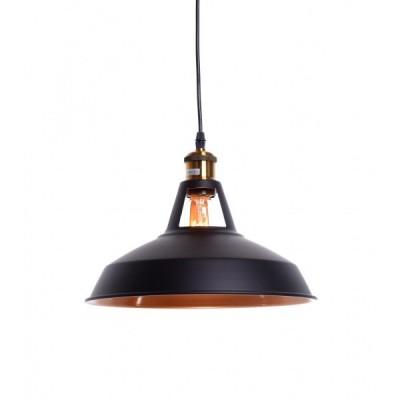 LOFT LAMPA WISZĄCA ZONDA BLACK