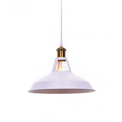 LOFT LAMPA WISZĄCA ZONDA WHITE