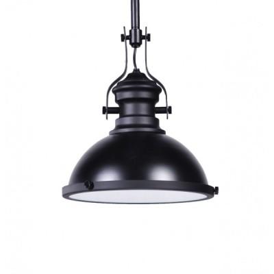 LOFT INDUSTRIALNA LAMPA ELIGIO BLACK W1