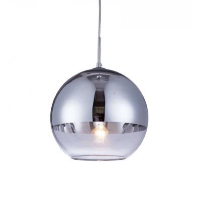 NOWOCZESNA LAMPA WISZĄCA CHROMOWANA VERONI D20