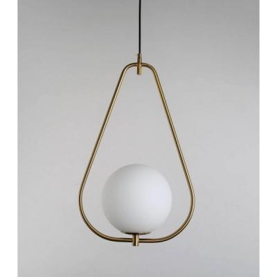 NOWOCZESNA LAMPA WISZĄCA BIAŁA FORNERI D20