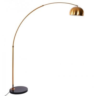 LAMPA STOJĄCA PODŁOGOWA MOSIĘŻNA AZURRO B1